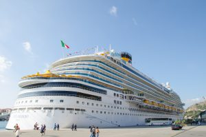 Costa_Diadema_docked_at_Dubrovnik